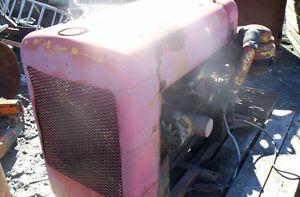 4 cyl. Ford Industrial Diesel Motor