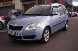 Skoda Roomster 2 1.6 ( 105bhp ) Automatic 2 Low Mileage Full Service History