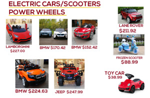 Electric Cars for Kids for unlimited fun with remote co
