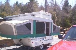 Tent trailer body  (sold pending pick up)