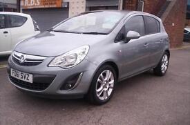 Vauxhall/Opel Corsa 1.2i ( 85ps ) ( a/c ) SXi 5 door very low mileage