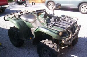 Yamaha 660 Grizzly