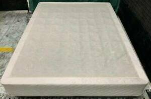 Excellent Sealy Brand queen bed base only for sale. Pick up or deliver