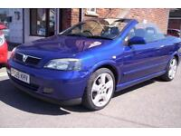 Vauxhall/Opel Astra 1.8 ( 123bhp ) Exclusive only 45000 miles Horizon Blue/Blue