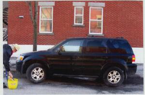 2007 Ford Escape XLT VUS