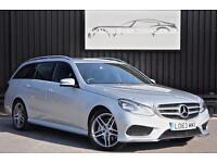 2014 Mercedes E Class E350 3.0 CDI BlueTEC AMG Sport Estate Diesel *VAT Q*