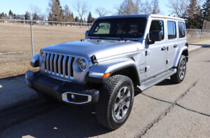 2018 Jeep Wrangler JL Unlimited Sahara - Owner Sale No Tax/ Fees