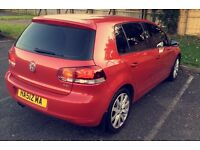 Vw Golf 1.4 Tsi (52mpg) 160BHP