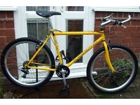 *MENS CLAUD BUTLER 21 SPEED MOUNTAIN BIKE - DEEP CLEANED & SERVICED - SUPERB*
