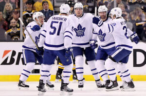 Toronto Maple Leafs tickets for the month of February 4163982414