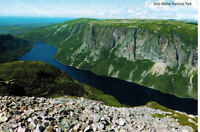 Newfoundland  - The Rock - 10 Day Deluxe Motorcoach Tour