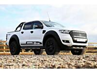 2016 Ford Ranger T7 VAT Q Seeker Raptor Nav edition 3.2 auto with 5k spend 4 ...