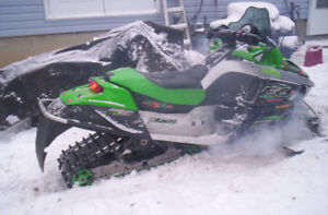 07 arctic cat