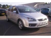Ford Focus 1.6 Zetec Climate 5 door Full service history 4 brand new tyres