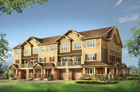 NEW BRIDLE TOWN HOME FOR LEASE