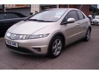 Honda Civic 1.8i-VTEC i-Shift SE Automatic low road tax 2 owners with Full