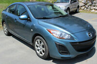 2010 MAZDA3 GX 4 DOOR - NEW MVI SAFETY - *BLOW OUT SUMMER SALE*