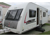 2013 Elddis Affinity 540 AUTO ENGAGE MOTOR MOVER FITTED