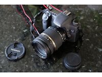 Canon EOS 7D with just 2584 actuations !