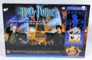 Harry Potter Hogwarts Dueling Club Game Mattel All Pieces Inc