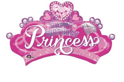 Happy Birthday Princess Crown 32