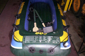 SeaHawk 500 Inflatable Boat