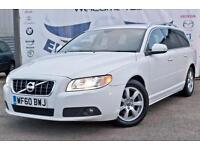 2010 VOLVO V70 1.6 D DRIVE SE LUX ESTATE (START/STOP) FULLY LOADED MODEL! 2 KEYS
