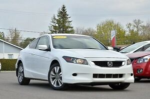 2008 Honda Accord Coupé Ex-L