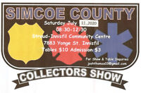 The Simcoe County Police Collectors Show&Swap meet