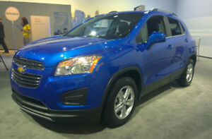 2016 Chevrolet Trax Finance Take-Over