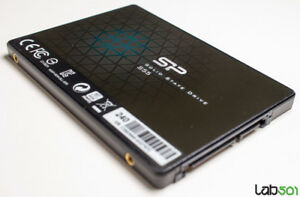 Brand new 240GB SSD - Silicone Power S55