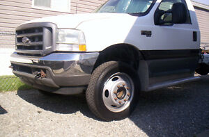 Price reduced.2002 Ford F-450 xl Pickup Truck 7.3