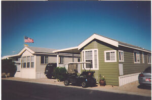 Like new Park Model for Rent in beautiful Sunset Vista Park.