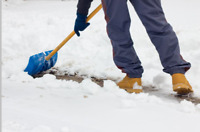 Instant Home and Business Snow Removal ~ We Arrive in Minutes