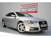 Audi A5 3.0TDI 245 Bhp S/back Auto Quattro S Line - LOW RATE PCP £269 PER MONTH