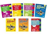Private Arabic tutor