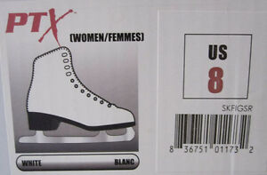 Ladies PTX Figure Skates