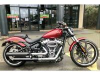 2020 Harley-Davidson SOFTAIL FXBRS BREAKOUT 114 Custom Manual