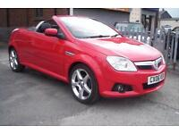 Vauxhall/Opel Tigra 1.4i 16v ( a/c ) Exclusive Low miles Full Vauxhall Service