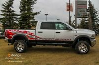 2015 RAM 2500 POWERWAGON GAS 6.4 ..........ONLY BEST FOR YOU !!