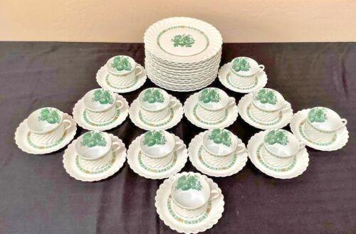 Haviland Cup Tea Set - 40 Pieces BEUTIFUL