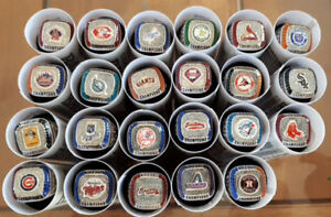 Coors light mlb ring set