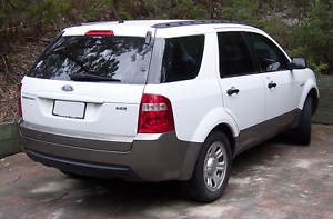 2007 Ford Territory TX (4x4) Wagon, Auto, Rego & Warranty!! Greenslopes Brisbane South West Preview