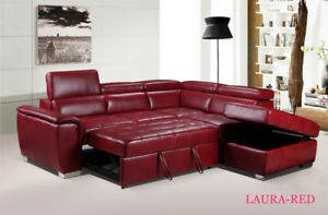 SECTIONAL SOFA WITH OTTOMAN ON SALE