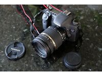 Canon EOS 7D with just 2584 actuations