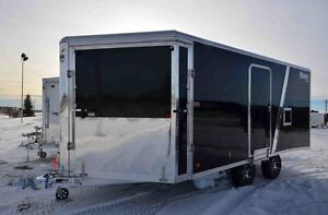 2016 Mission Trailers MES 101x16 x 7 Tall