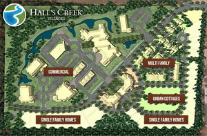 10 Parkplace - HALL'S CREEK VILLAGE IN MONCTON EAST