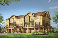 BRAND NEW 2 bedroom town home for lease...North Oshawa!