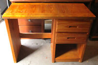 Crate Designs desk 4 sale