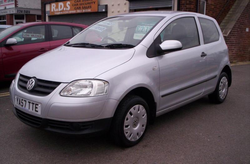 Volkswagen Fox 1.2 Low Mileage Cheap to run